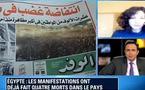 Egypte : 'Moubarak dégage !'