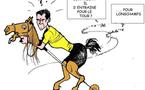 DESSIN DE PRESSE: Remède de cheval pour Contador