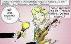 DESSIN DE PRESSE: Chirac, malade, se prendrait pour Napoléon?...