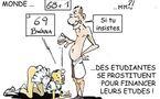 Université de Douala : étudiantes le jour et prostituées la nuit