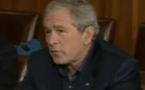 Le président George W. Bush annule sa visite en Suisse