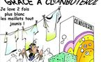 DESSIN DE PRESSE: Contador lavé de tout soupçon