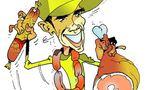 DESSIN DE PRESSE: Plus de fleurs pour Contador