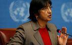 Bahrein : NAVI PILLAY DÉNONCE L'USAGE EXCESSIF DE LA FORCE CONTRE LES MANIFESTANTS