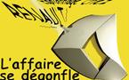 DESSIN DE PRESSE: 'Espionite' chez Renault
