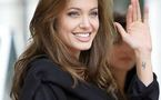 Angelina jolie lance un appel