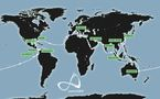 Traversée victorieuse du Pacifique du TÛRANOR PlanetSolar