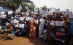 Manifestations d'enseignants et d'élèves en Guinée