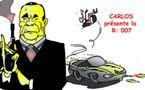 DESSIN DE PRESSE: Du rififi chez Renault