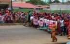 Guinée: Les femmes dans la rue pour condamner les tueries