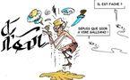 DESSIN DE PRESSE: Toute la vérité sur les colères de 'Kadafou'
