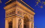 L'IMAGE DU JOUR: L'Arc de Triomphe
