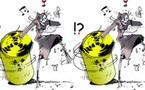 DESSIN DE PRESSE: Le jeu des 7 erreurs