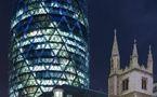 L'IMAGE DU JOUR: Gratte-ciel à Londres