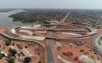 Burkina: le plus grand échangeur de Ouagadougou