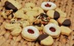 Les petits gâteaux de Noël alsaciens