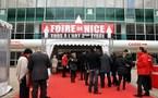 LA FOIRE INTERNATIONALE DE NICE 2011 A OUVERT SES PORTES EN PRESENCE DE CHRISTIAN ESTROSI