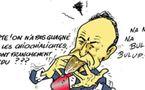 DESSIN DE PRESSE - Jean-François Copé: Na na na !