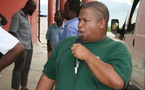 LES INSTITUTEURS DE MAYOTTE EN GREVE POUR RECLAMER L'EGALITE REPUBLICAINE