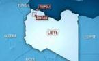 LA LOGISTIQUE DE L'ARMEE LIBYENNE VISEE