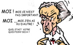 DESSIN DE PRESSE: 'Wat is it, you quechtion?!'