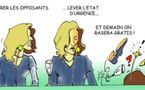 DESSIN DE PRESSE: Comme Claude Guéant ?