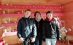 Le marché de Noël du CRMC