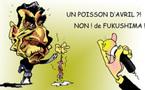 DESSIN DE PRESSE - Retour de Nicolas Sarkozy du Japon
