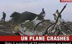 Un avion des Nations Unies s'est écrasé à Kinshasa