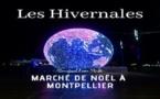 Marché de Noël à Montpellier