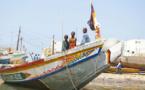 IMAGE DU JOUR: Bateau de pêche au Sénégal