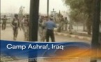 Opération meurtrière au camp d'Ashraf en Irak