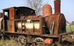 IMAGE DU JOUR: Locomotive abandonnée