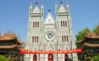 L'IMAGE DU JOUR: La basilique Xishiku en Chine