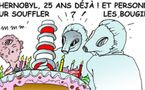 DESSIN DE PRESSE - Triste anniversaire