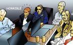 DESSIN DE PRESSE - Fallait-il montrer la photo de Ben Laden à la télévison?