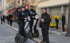 NICE - UN BRAQUEUR ARME INTERPELLE PAR LA POLICE MUNICIPALE
