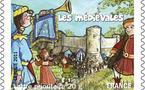 Un timbre collector pour Les Médiévales de Provins