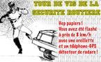 DESSIN DE PRESSE: Terminé de faire le Guéant conduisant !