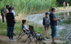 Saint-Bonnet-de-Chavagne: Réhabilitation de l'étang