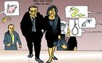 DESSIN DE PRESSE: Elles attendaient DSK