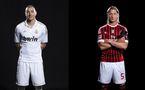 FIFA 12: Photos exclusives des 2 nouveaux ambassadeurs français