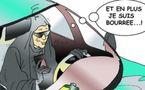 DESSIN DE PRESSE: Les Saoudiennes veulent le volant