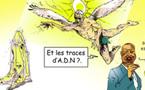 DESSIN DE PRESSE - Une fausse vierge, un vrai martyre, ...