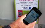 Recevoir des offres d'emplois en direct sur son portable, c'est désormais possible
