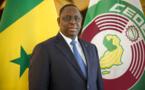 Sénégal: Macky Sall réélu président du Sénégal avec 58,27% dès le premier tour