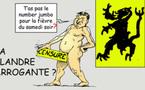 DESSIN DE PRESSE: La Flandre a peur