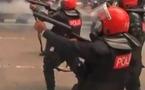 Malaisie - La police recourt à des tactiques brutales contre les manifestants pacifiques