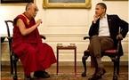 Relations internationales: rencontre entre Barack Obama et le Dalaï-Lama