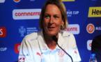 Martina Voss-Tecklenburg, nouvelle sélectionneuse de l'équipe féminine de football de l'Allemagne